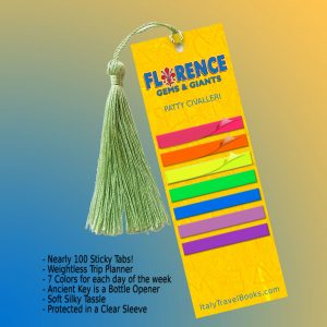 FLORENCE Bookmark