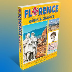 Travel Book - FLORENCE Gems & Giants