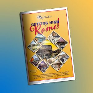 Book - Getting High in Rome