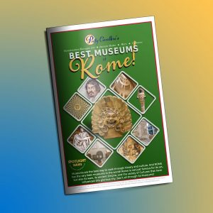 book - Best Museums of Rome