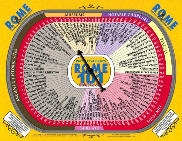 ROME Spinner Board