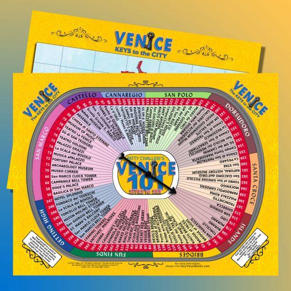 VENICE Spinner Board by Patty Civalleri