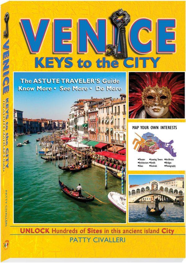 Book: Venice Keys to the City